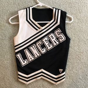 Lancers Cheerleading Top